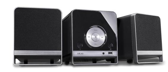 Akai Amc310 Sistema Audio