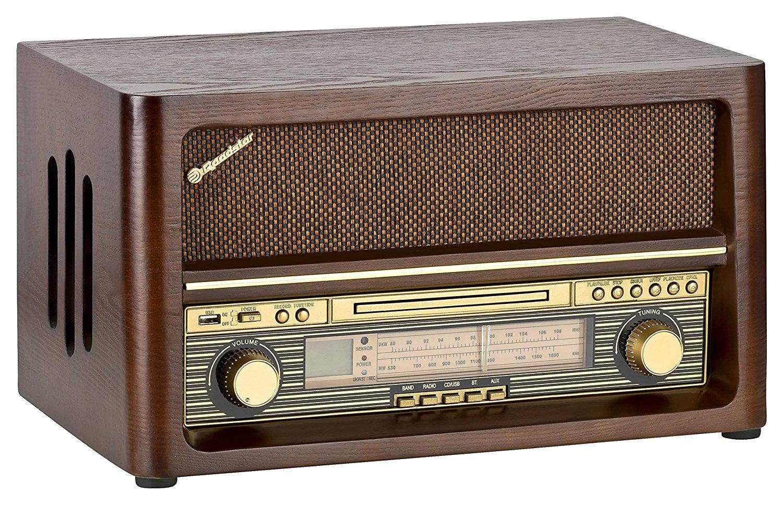 Radio in legno